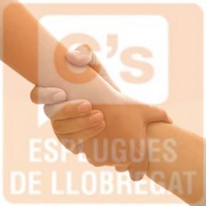 C'S Esplugues desempolva poĺíticas sociales en el ayuntamiento