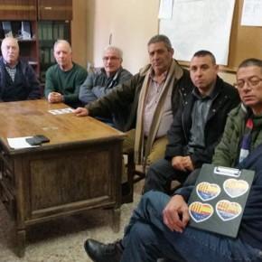 L'equip de ciutadans (C's) de Vallirana es reuneix amb veïns de la urbanització del Pla del Pelac de Vallirana