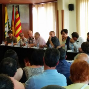 Ciutadans (C's) Esparreguera reclama a la Generalitat el deute municipal