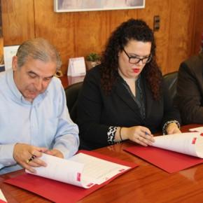 Cs i el PSC firmen un pacte de govern a Sant Andreu de la Barca que té com a eixos la promoció econòmica, els serveis socials i la transparència